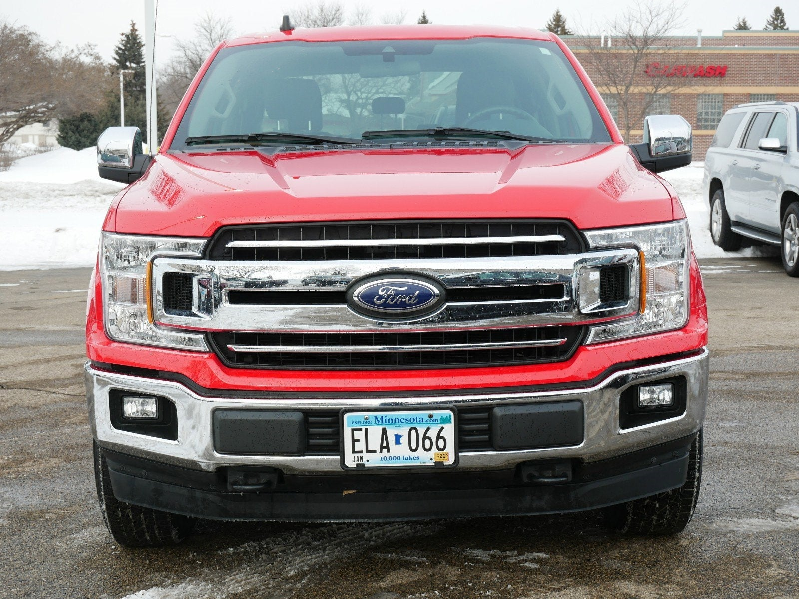 Used 2019 Ford F-150 XLT with VIN 1FTEW1EB3KFA65235 for sale in Apple Valley, Minnesota
