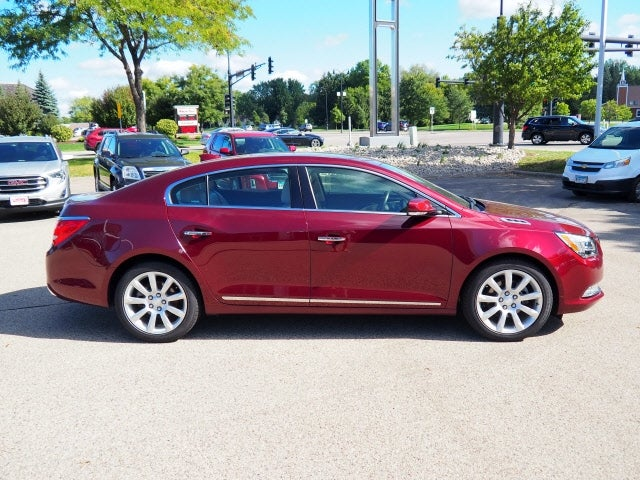 Used 2016 Buick LaCrosse Premium 1 with VIN 1G4GD5G30GF264161 for sale in Apple Valley, Minnesota