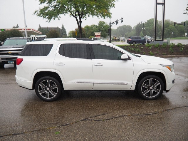 Used 2017 GMC Acadia Denali with VIN 1GKKNXLS3HZ234628 for sale in Apple Valley, Minnesota