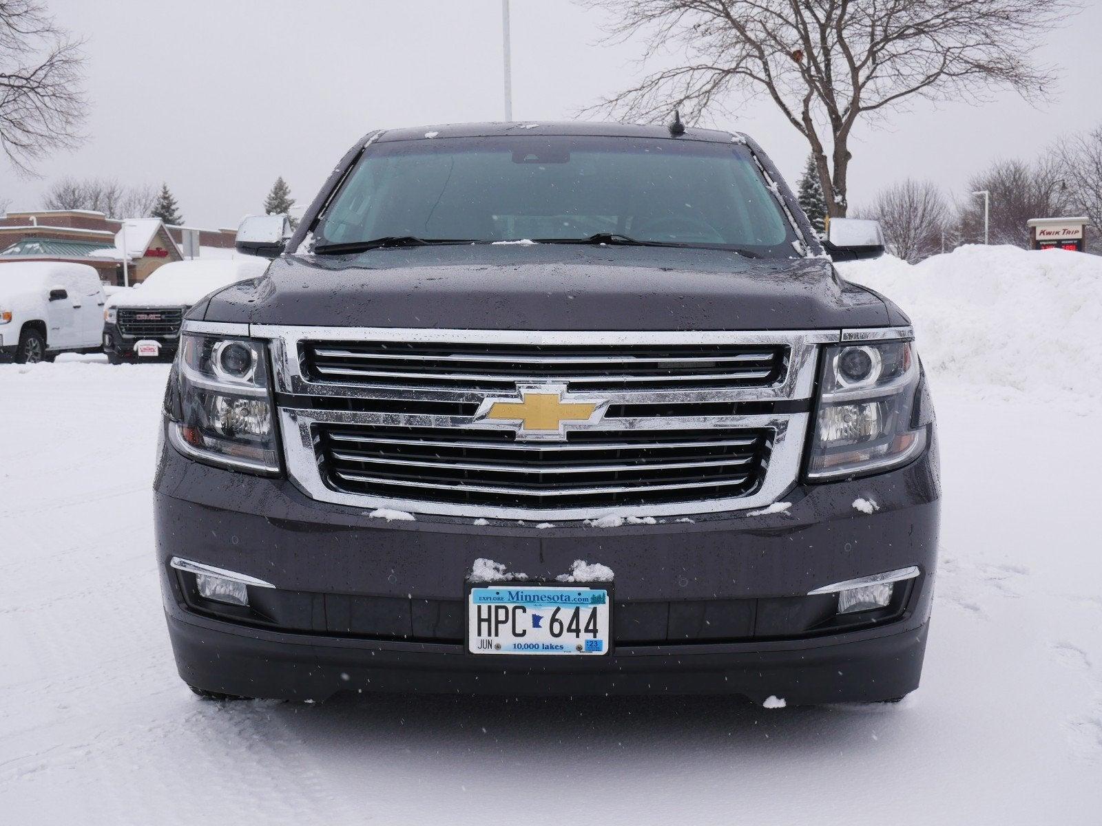 Used 2016 Chevrolet Suburban LTZ with VIN 1GNSKJKC6GR418320 for sale in Apple Valley, Minnesota