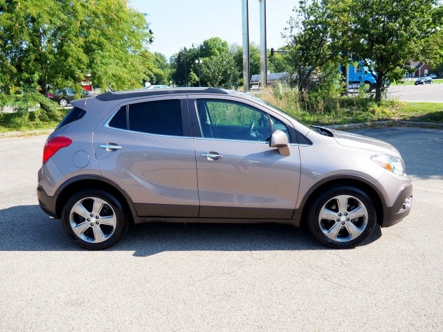Used 2013 Buick Encore Convenience with VIN KL4CJBSB5DB101480 for sale in Apple Valley, Minnesota