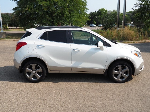 Used 2013 Buick Encore Convenience with VIN KL4CJFSB2DB203360 for sale in Apple Valley, Minnesota