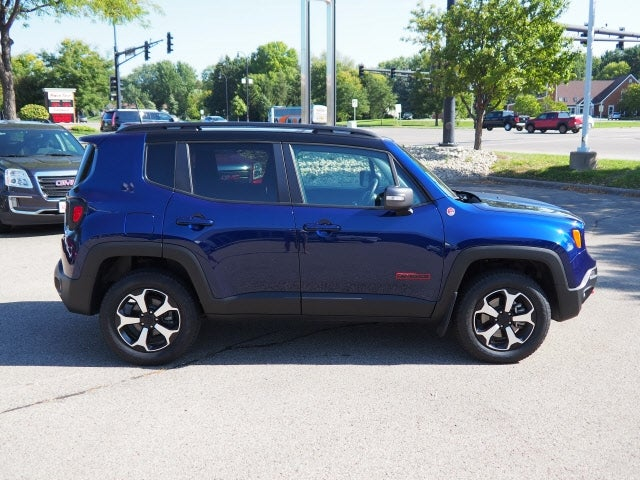 Used 2020 Jeep Renegade Trailhawk with VIN ZACNJBC18LPL01548 for sale in Apple Valley, Minnesota